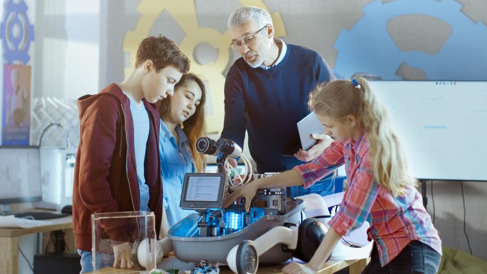 Evaluation des environnements numériques pour l'apprentissage humain (Saison #01)
